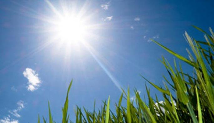 Havalar normalinden fazla ısınacak - 15 Mayıs Türkiye geneli haritalı hava durumu