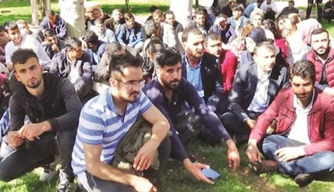 HDP'den kayyum döneminde alınan işçilere eziyet