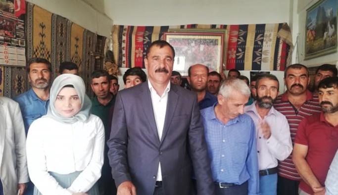 HDP'li belediyeden şehit yakını işçilere eziyet