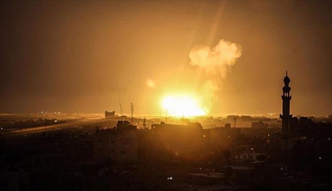 İsrail'den Filistin'e saldırı, 2 Filistinli şehit düştü
