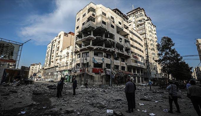 İsrail'in Gazze saldırısında şehit sayısı yükseliyor