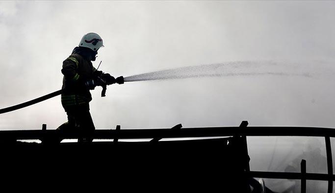 İstanbul'da yangın, 2 ölü