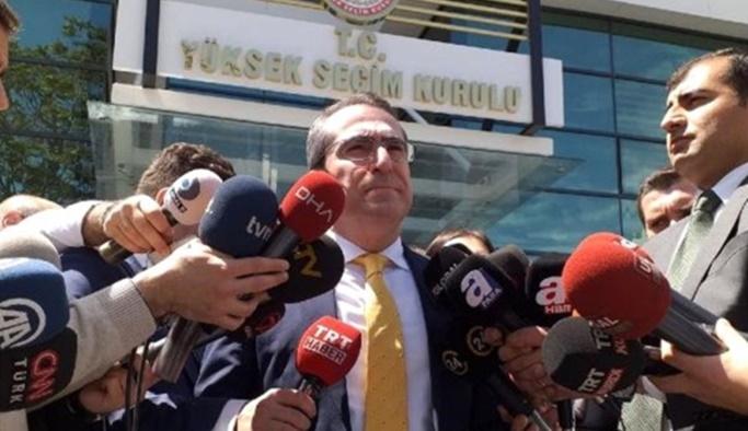 İYİ Parti'den YSK'ye iptal başvurusu