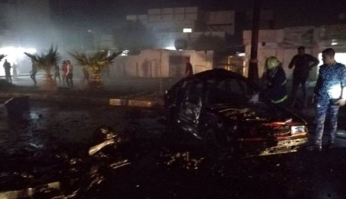 Kerkük'te art arda patlamalar: Çok sayıda ölü ve yaralı var