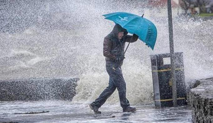Meteorolojiden Marmara'ya kuvvetli yağış uyarısı: Hafta son hava nasıl olacak? 3 günlük haritalı hava durumu