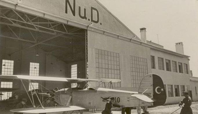Nuri Demirağ ve Türkiye'nin ilk yerli uçağı ND-36