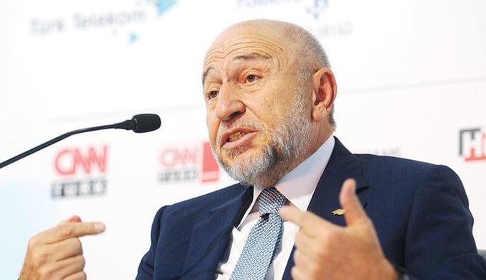 Özdemir, TFF başkanlığına adaylığını resmen açıkladı