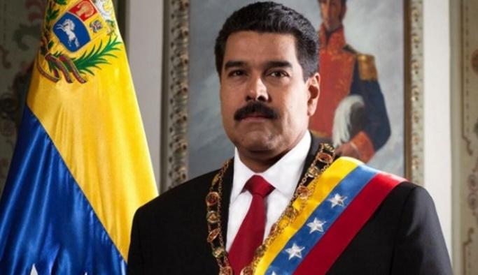 Pompeo'dan Maduro iddiası: Ruslar durdurdu