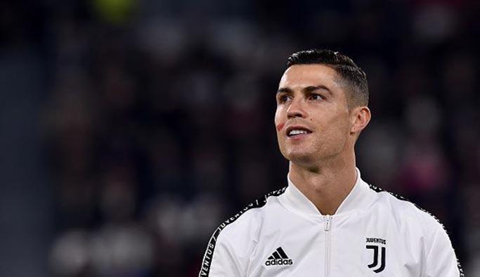 Ronaldo Filistin kararıyla bir kez daha gönülleri fethetti