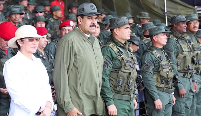 Rusya askerlerinin Venezuela'da bulunma sebebini açıkladı