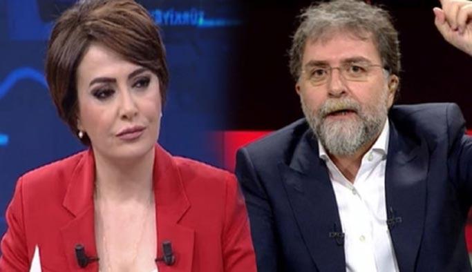 Ahmet Hakan'dan Didem Arslan'a sert tepki