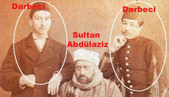 143 yıl önce bugün: Sultan Abdülaziz'e darbe yapıldı