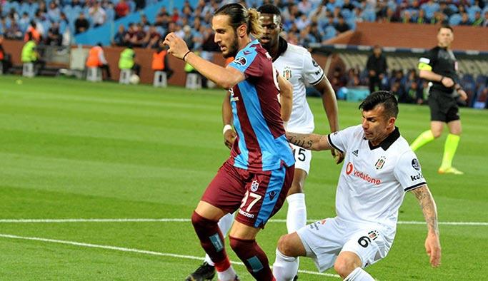 Trabzon, Beşiktaş'ı 2-1 yendi