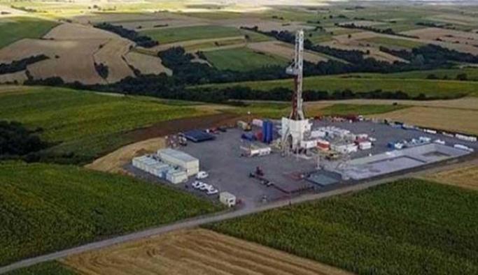 Trakya'da yüksek basınçlı doğalgaz bulundu