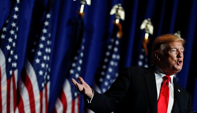 Trump'tan çok konuşulacak itiraflar: ABD'de sürekli savaş isteyen bir kesim var
