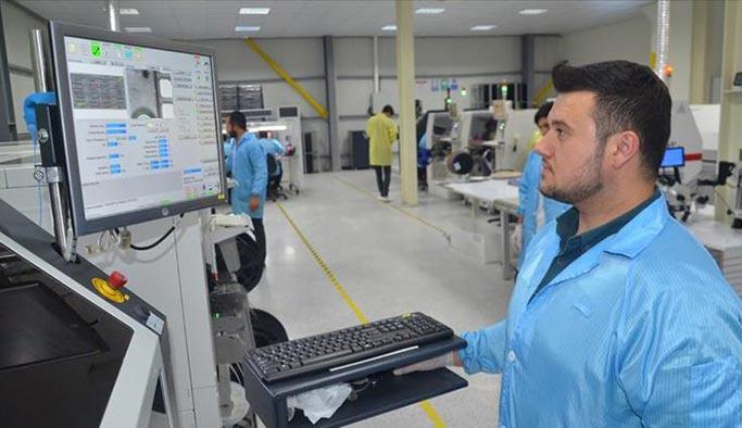 Türkiye'de üretilen LED ekranlar ihraç edilecek
