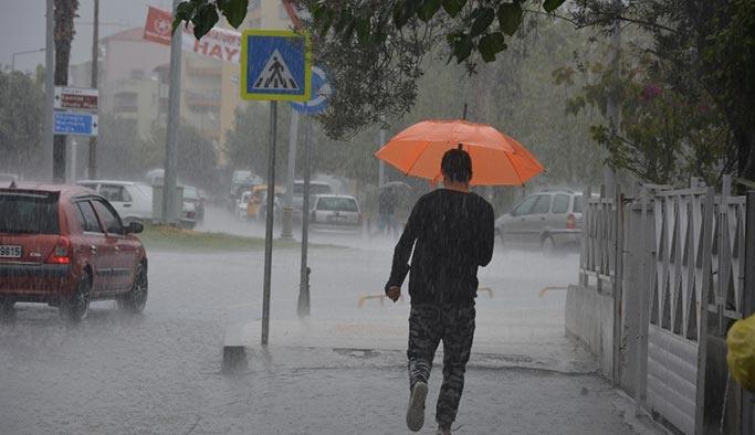 Türkiye genelinde 9-10 Mayıs 2019 hava durumu - Haritalı