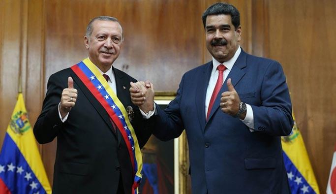 Venezuela, Türkiye'yi 'koruyucu devlet' olarak önerdi