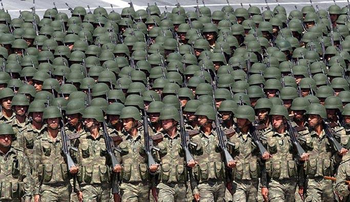 Yeni askerlik sistemiyle ilgili teklif Meclis'te