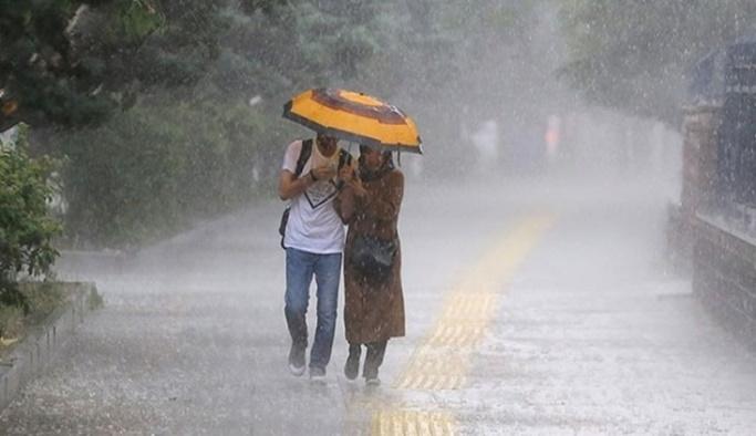 13 Haziran hava durumu - Meteoroloji uyardı