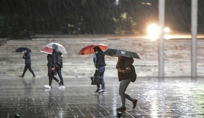 15 Haziran hava durumu - Meteoroloji'den uyarı