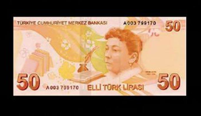 50 liralık banknotlardaki Fatma Aliye Topuz Hanım kimdir?