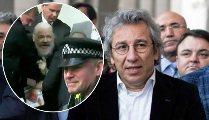 AB Assange'ı iade ediyor, gözler aynı durumdaki Can Dündar'da