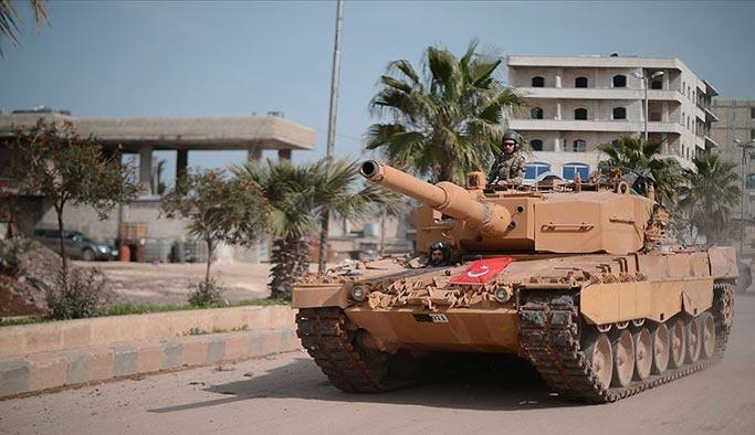 Afrin'de terör örgütüne darbe