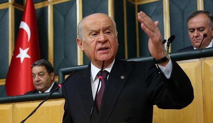 """Bahçeli'den """"Öcalan mektubu"""" açıklaması"""