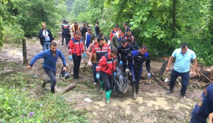 Bartın'daki sel felaketinden acı haber