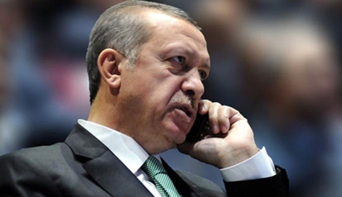 Başkan Erdoğan'dan Milli Takım'a destek telefonu