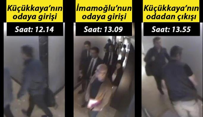 Bütün Türkiye'yi kandırdılar: İsmail Küçükkaya, İmamoğlu ve ekibiyle 2 saat görüşme yapmış, görüntüleri var