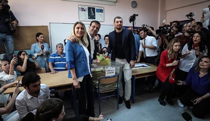 CHP adayı İmamoğlu: Çok iyi bir netice bekliyorum