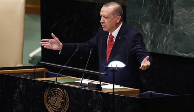 """Cumhurbaşkanı Erdoğan'a """"Ömür Boyu İnsan Hakları Elçisi"""" ödülü"""