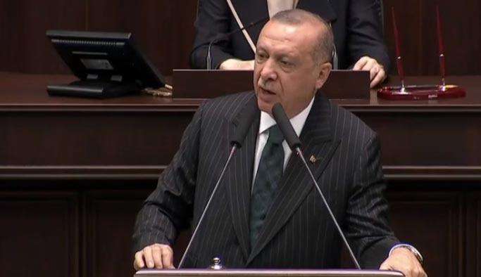 Cumhurbaşkanı Erdoğan: Anlayışımızda millete küsmek, milleti suçlamak asla yoktur