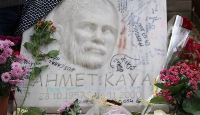 Cumhurbaşkanı Erdoğan'dan Ahmet Kaya müjdesi