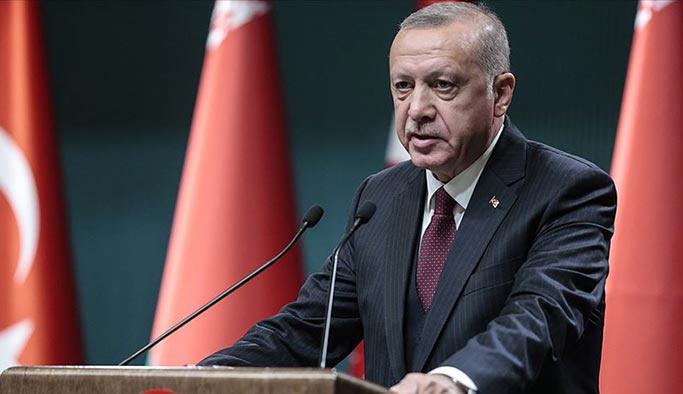 Cumhurbaşkanı Erdoğan: Hedefleri bizi iktidardan düşürmek