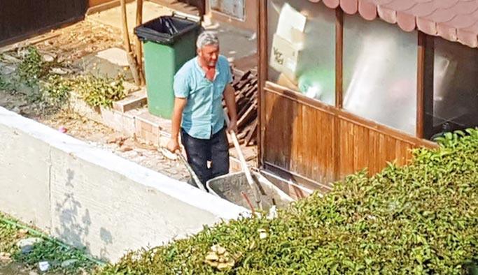 Derman Belediyeciliği: Belediye, başkanın özel evini yapıyor