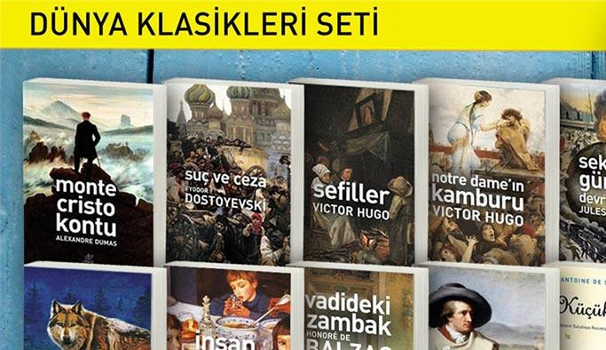 Dünya Klasikleri: En iyi kitaplar TAM LİSTESİ