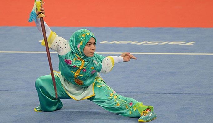 Elif Akyüz bir kez daha dünya şampiyonu