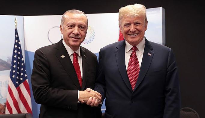 Erdoğan ve Trump G-20 Zirvesinde görüşecek