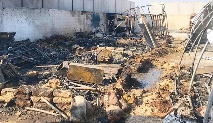 Esed rejimi Türk gözlem üssüne 5'inci kez saldırdı