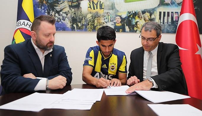 Trabzon'da beklenirken Fenerbahçe'ye transfer olduğu açıklandı
