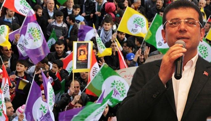 HDP desteklediği CHP adayından beklentisini açıkladı