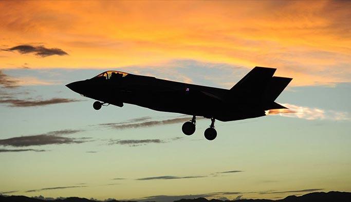 İngiliz savaş uçakları Irak ve Suriye semalarında