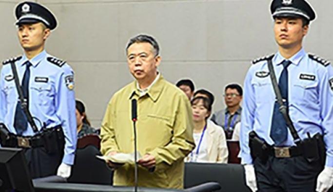 İnterpoll eski başkanı rüşvet aldığını kabul etti