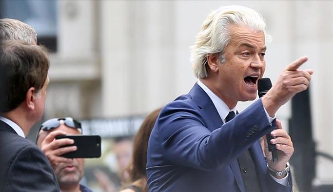 İslam düşmanı Wilders'a Twitter şoku