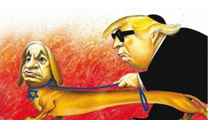 """İsrail'e dokunan """"anti-semitik"""" ilan edilip linç ediliyor"""