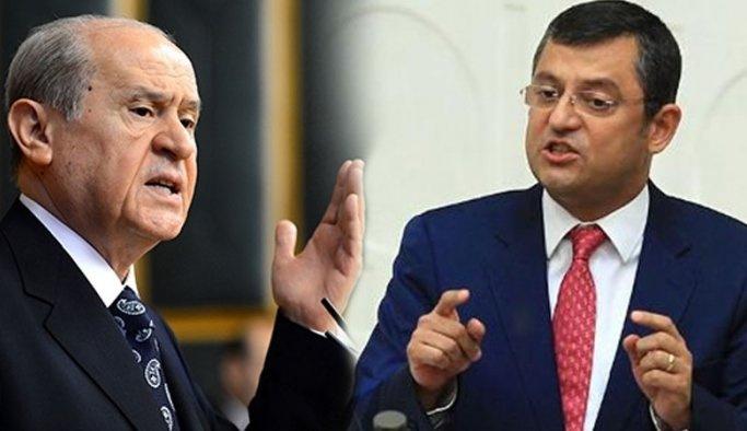 Kendi genel başkanından utanıp onu İstanbul'a sokmayan CHP'den Bahçeli'ye 'mitil' sorusu