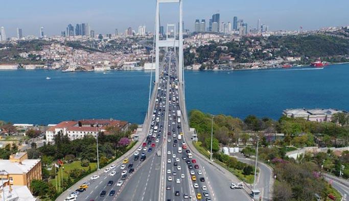 Köprü geçişlerindeki 22 yıllık yasak kalktı